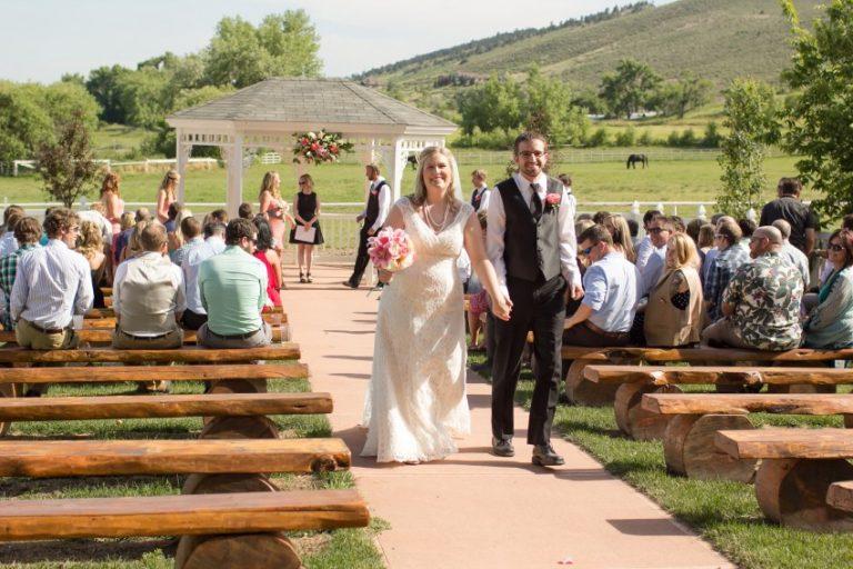 Loveland Colorado Wedding Venue
