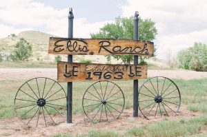 ellis ranch sign