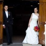 Ellis Ranch Wedding and Event Center married couple